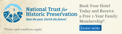 Join National Trust for Historic Preservation