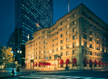 Book a stay at The Fairmont Copley Plaza