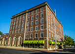 Book a stay at Hawthorne Hotel