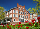 Book a stay at The Middlebury Inn