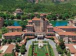 Book a stay at The Broadmoor