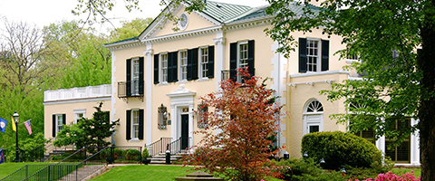 Airlie historic hotels of america for Oldest hotels in america