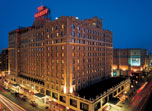 Book a stay at The Peabody Memphis