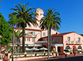 Explore the history of La Valencia Hotel
