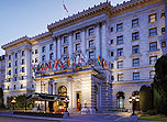 Book a stay at The Fairmont Hotel San Francisco