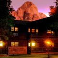 Explore the history of Zion Lodge
