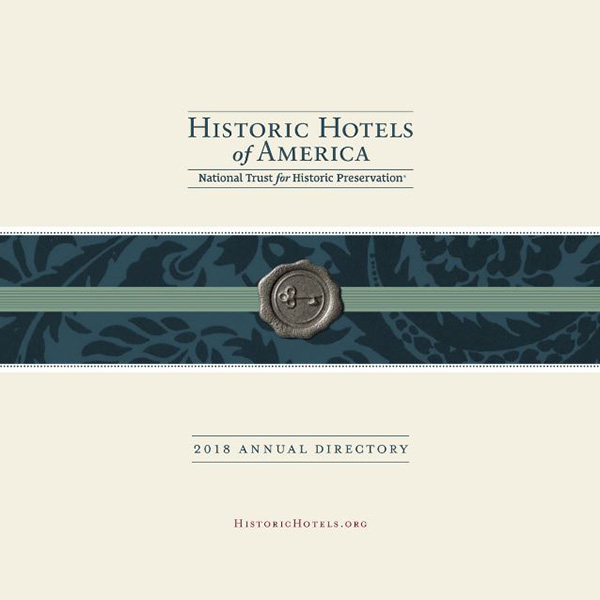 Historic Hotels of America 2018 Directory