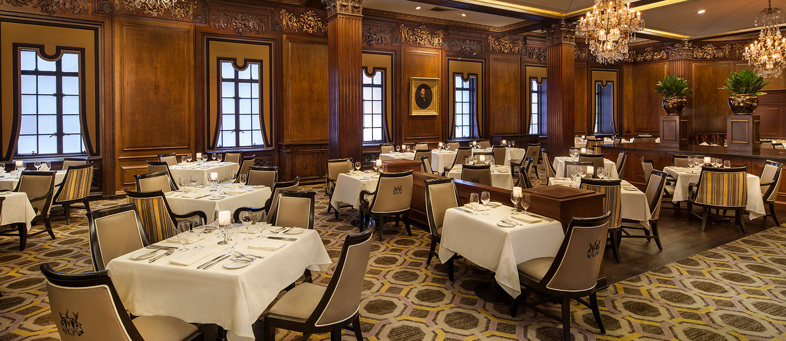 Image of the dining room at the Omni Parker House, Boston in Boston, Massachusetts