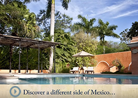 Discover a different side of Mexico